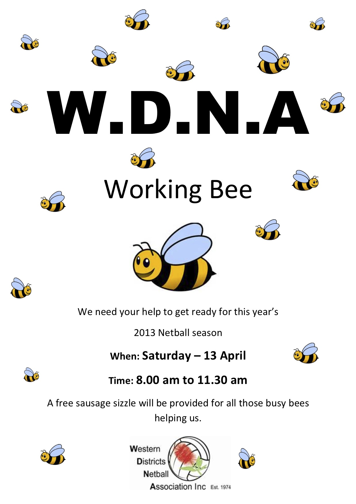 working bee West