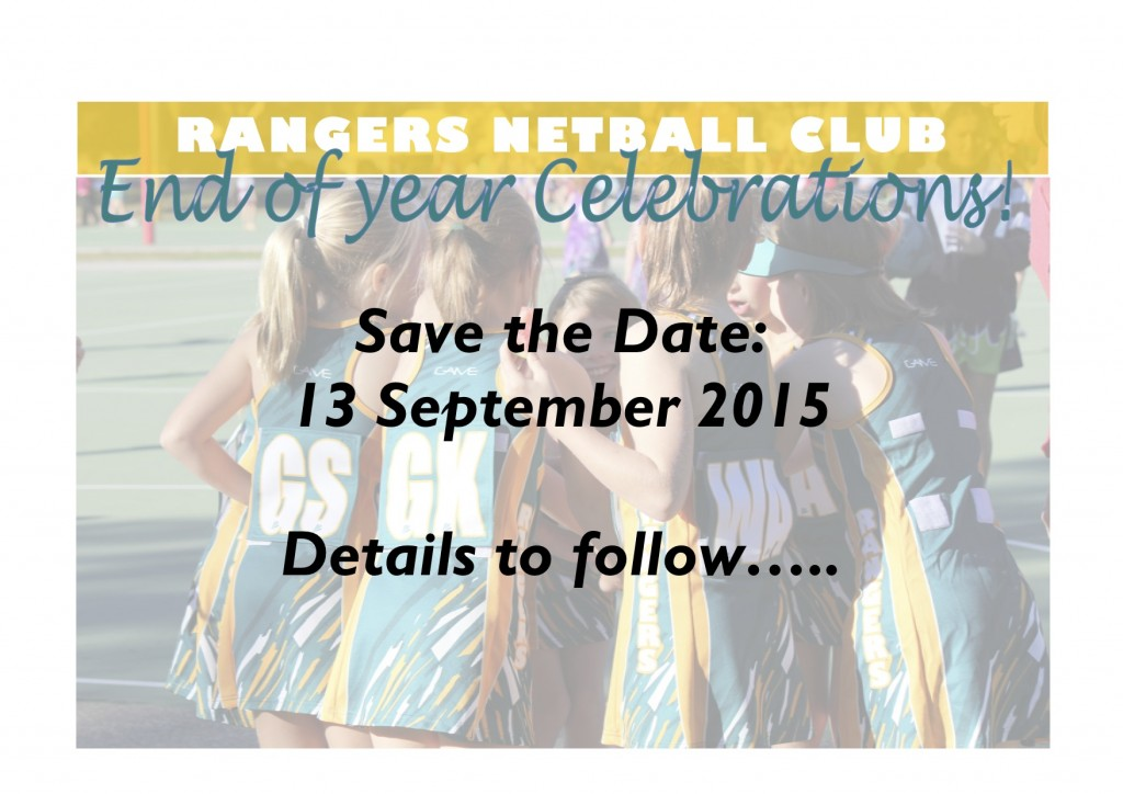 Presentation Day - Save the date flyer